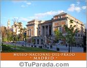 Foto del Museo del Prado - Madrid