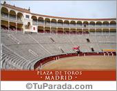 Tarjetas postales: Foto de la Plaza de Toros - España