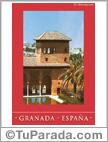 Tarjetas postales: Granada