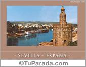 Tarjetas postales: Foto de Sevilla