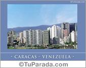 Tarjetas postales: Foto de Caracas - Venezuela