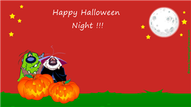 Ecards: Happy Halloween