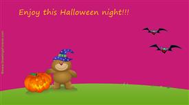 Ecards: Enjoy this Halloween night