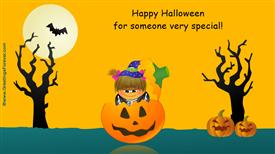 Ecards: Happy Halloween for...
