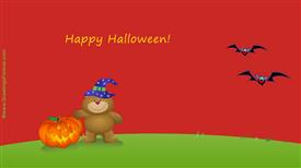Ecards: Happy Halloween day