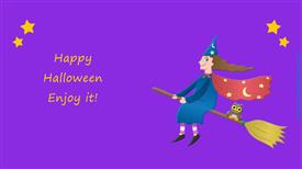Ecards: Enjoy Halloween night