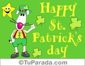 San Patricio - Tarjetas postales: Happy St. Patricks day