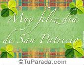 Día de San Patricio