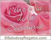 Tarjeta de Secretarias