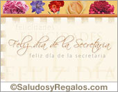 Tarjetas postales: Secretarias