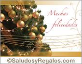 Tarjetas postales: Navidad y Fiestas
