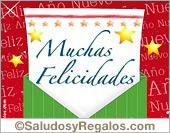 Feliz año nuevo - Tarjetas postales: Momentos felices