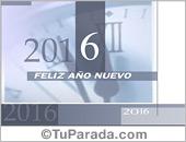 Tarjetas postales: Feliz año nuevo