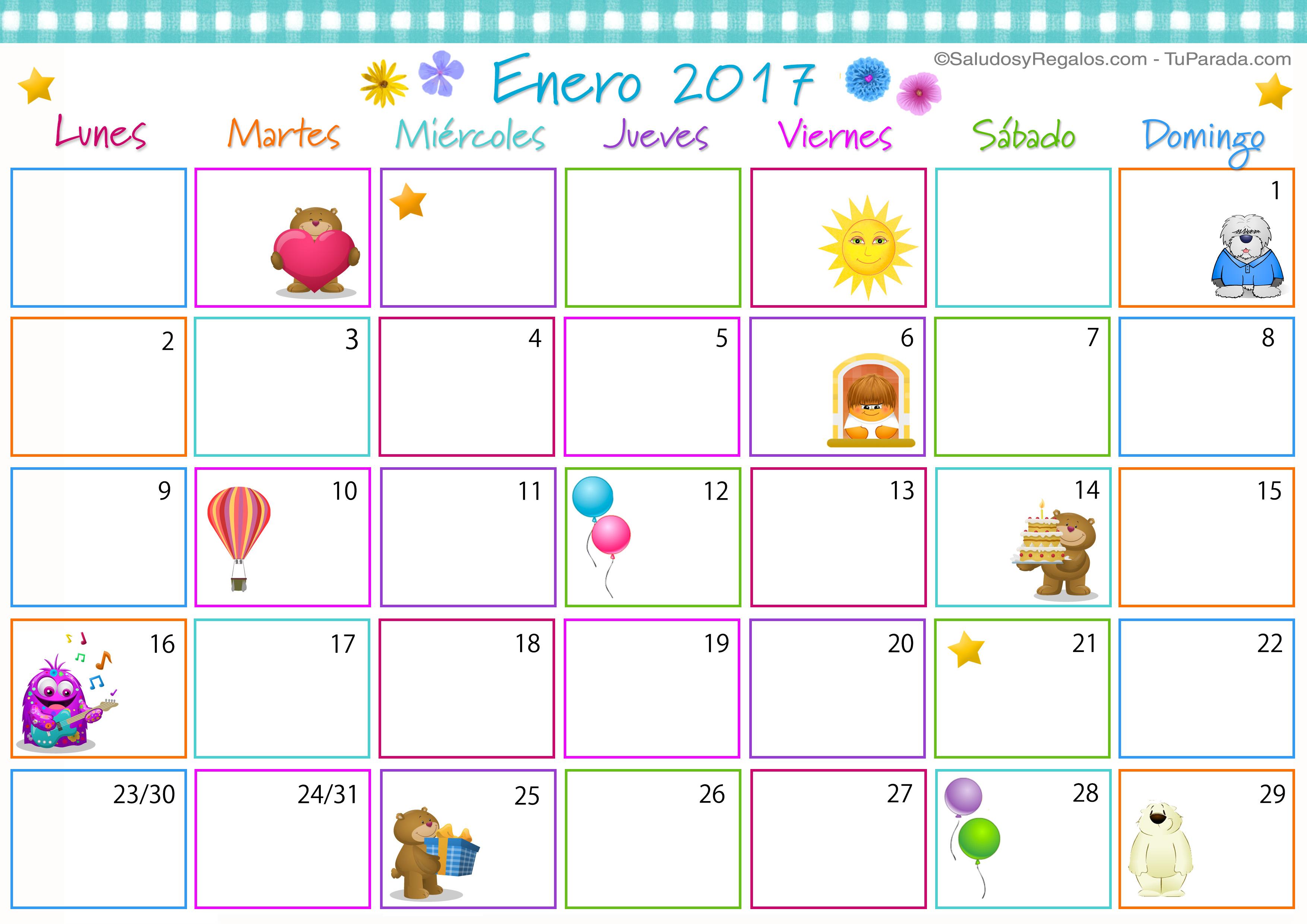 Foro eventos para el mes de enero 2017 - Mes de enero 2017 ...