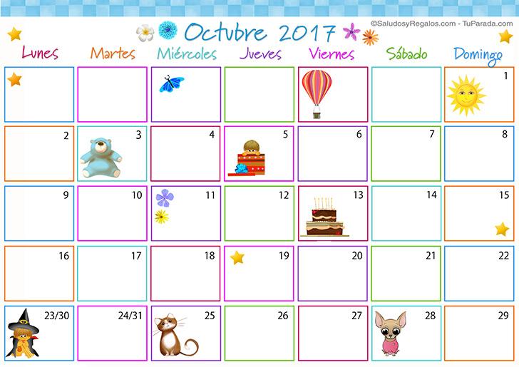 Foro eventos para el mes de octubre 2017 - Mes de enero 2017 ...