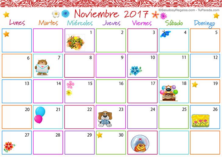 Forum eventos para el mes de noviembre 2017 uniteddogs - Mes noviembre 2017 ...