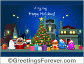 Season of Joy ecard