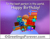 Birthday gifts ecards ecard