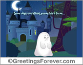 Ghost - Greeting ecards: Some days... Ecard