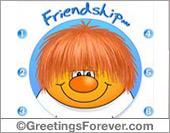 Friendship Day ecard