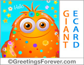 Ecards for children - Greeting ecards: Hello and greetings