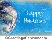 Ecard - Happy Holidays ecard
