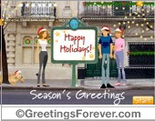 Ecard - Happy Holidays!