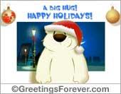 A big hug!