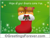 Love Christmas eCards