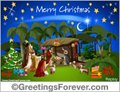 Nativity ecards ecard