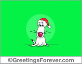 Ecard - Christmas Greetings