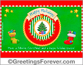 Ecards: Happy Holiday Season ecard