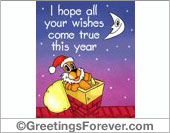 New Year ecards ecard