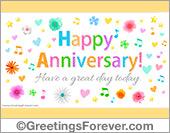 Anniversary ecards ecard