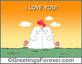 Ghost - Greeting ecards: You...