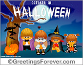 Halloween - Drag and drop the images.