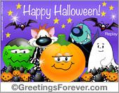 Ecards: Halloween ecard