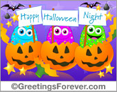 Ecards: Halloween party