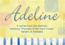 Name Adeline