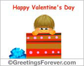 Valentine's Day ecards - Greeting ecards: Valentines Day Gift