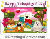 Ecards: February holidays