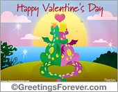 Happy Valentine eCard