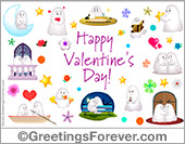 Ecards: Valentine egreeting
