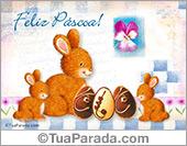 Cartões de Páscoa