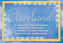 Name Cleveland