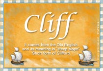 Name Cliff