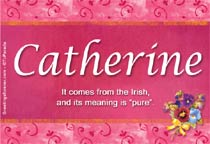 Name Catherine