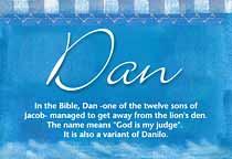 Name Dan