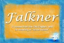 Name Falkner