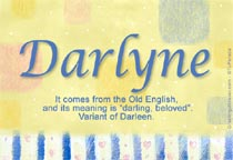 Name Darlyne
